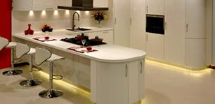 Spacewood kitchen manufacturer modular kitchen kolkata for Kitchen design kolkata