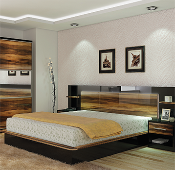 spacewood on latest designs of wardrobes in bedroom