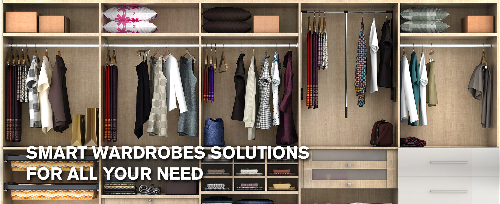 smart wardrobe solutions